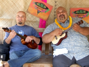 Kawika Tachera & Liko Puha