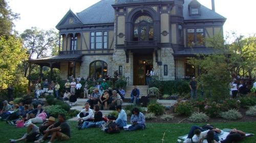 Rhine House Concert Seating