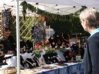 Vendors at Festival by Wei-en Raymond